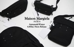 MAISON MARGIELA 2019 AUTUMN WINTER START