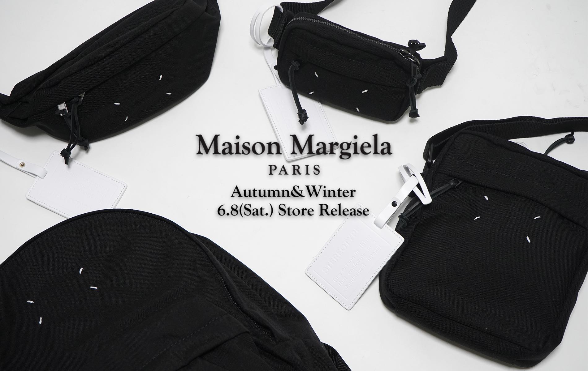 MAISON MARGIELA 2019 AUTUMN WINTER START