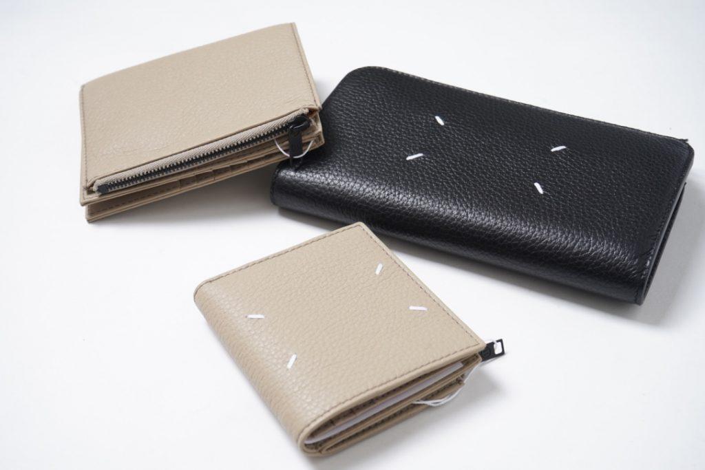 Maison Margiela  Leather Wallet Collection