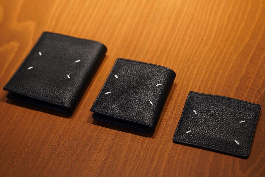 Maison Margiela Bi-fold Wallet & Card Case
