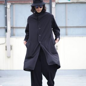 Y's BANG ON! Long Shirt Coat