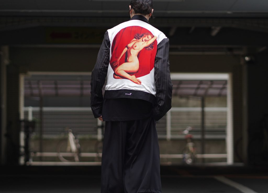 Ground Y × Marilyn Monroe Collection Reversible Blouson
