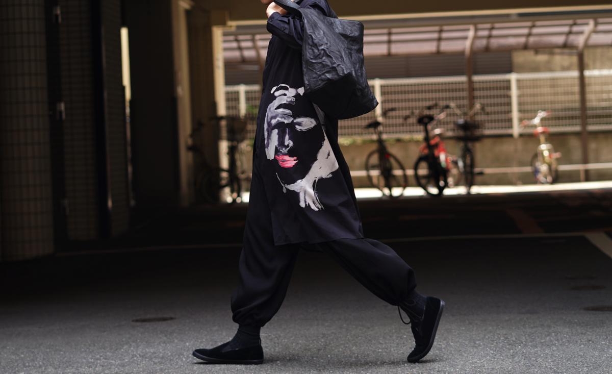 discord YOHJI YAMAMOTO Profile(M)