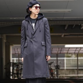 Ground Y Tab Coat