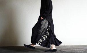 YOHJI YAMAMOTO 虚無妄想 Crow Pants
