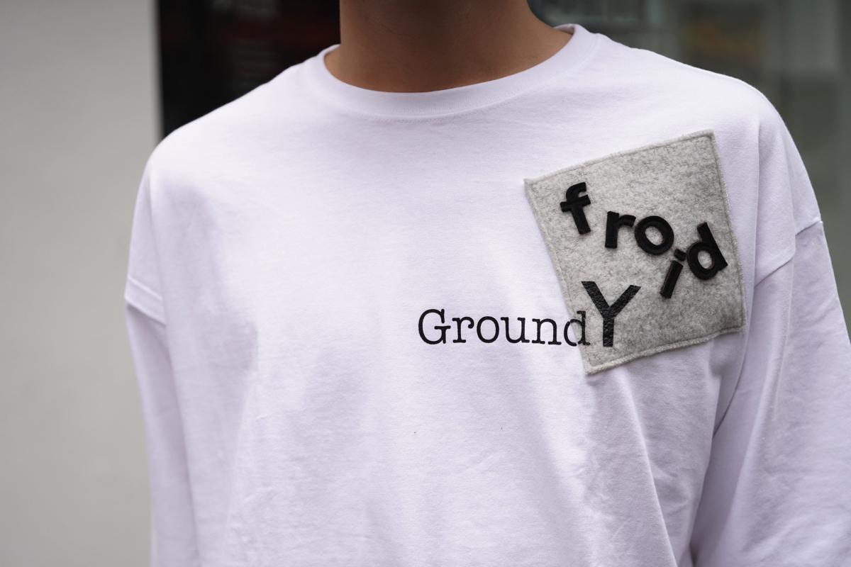 Ground Y Patchwork T-shirt
