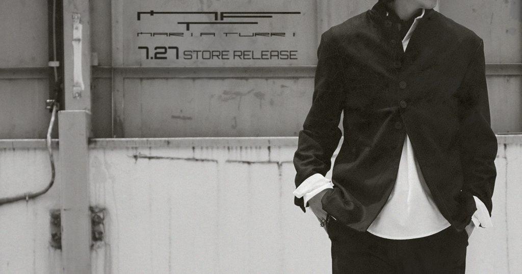 NEW BRAND 「MARIA TURRI FERRO」7.27 Store Release