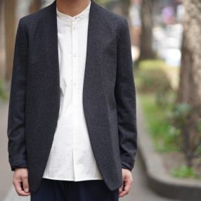 Maison Margilea  No Collar Jacket