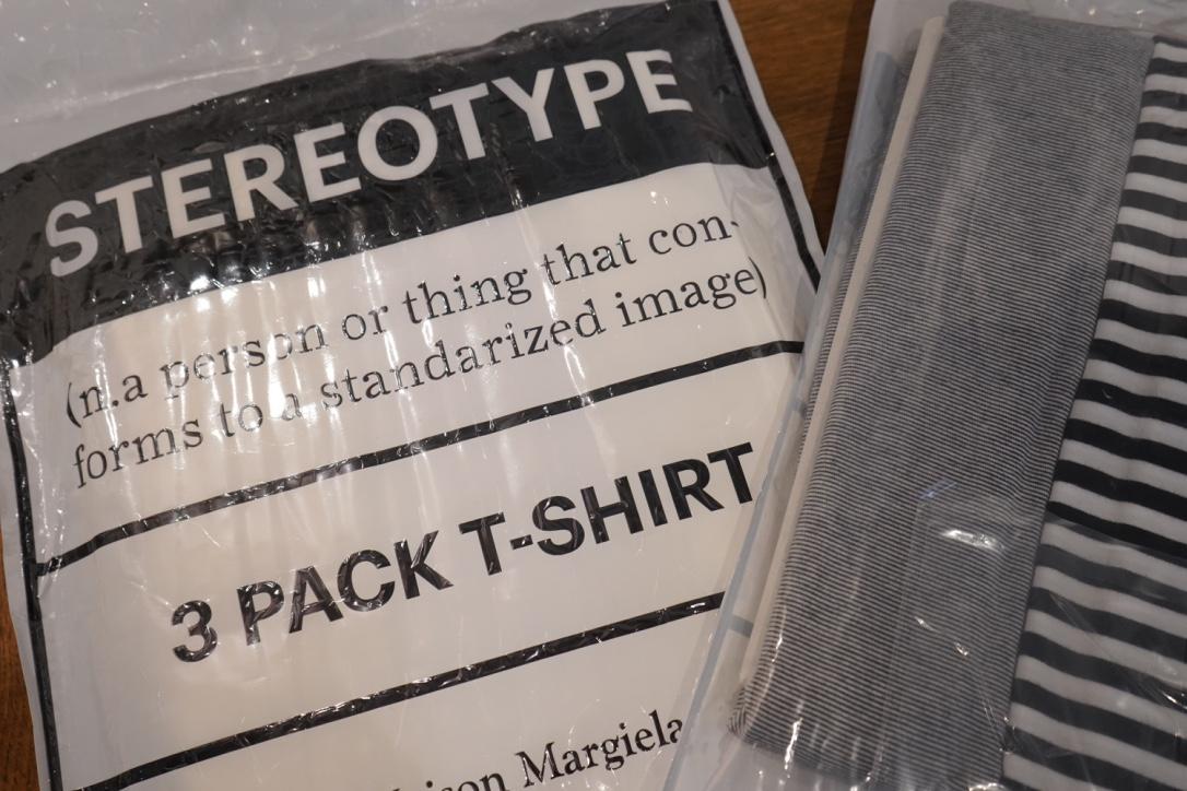 Maison Margilea 3 Pack T-Shirt