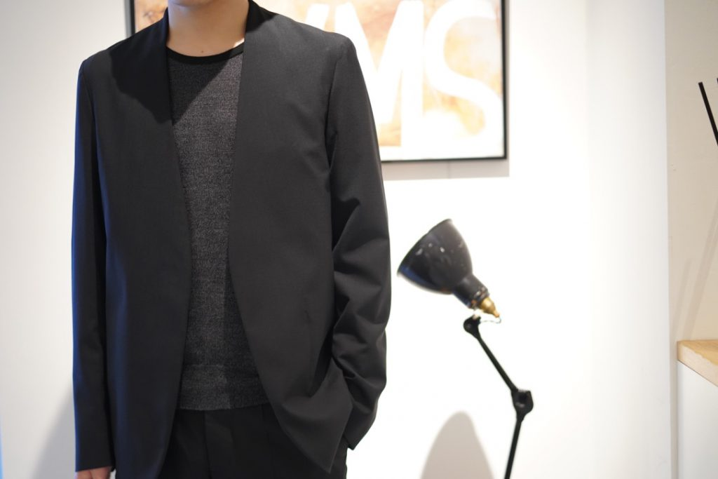 Maison Margilea No Collar Jacket