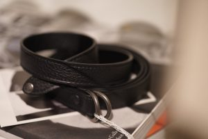 Maison Margiela  Leather Belt