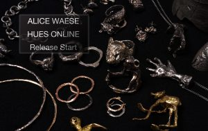ALICE WAESE ONLINE SHOP RELEASE START!!!