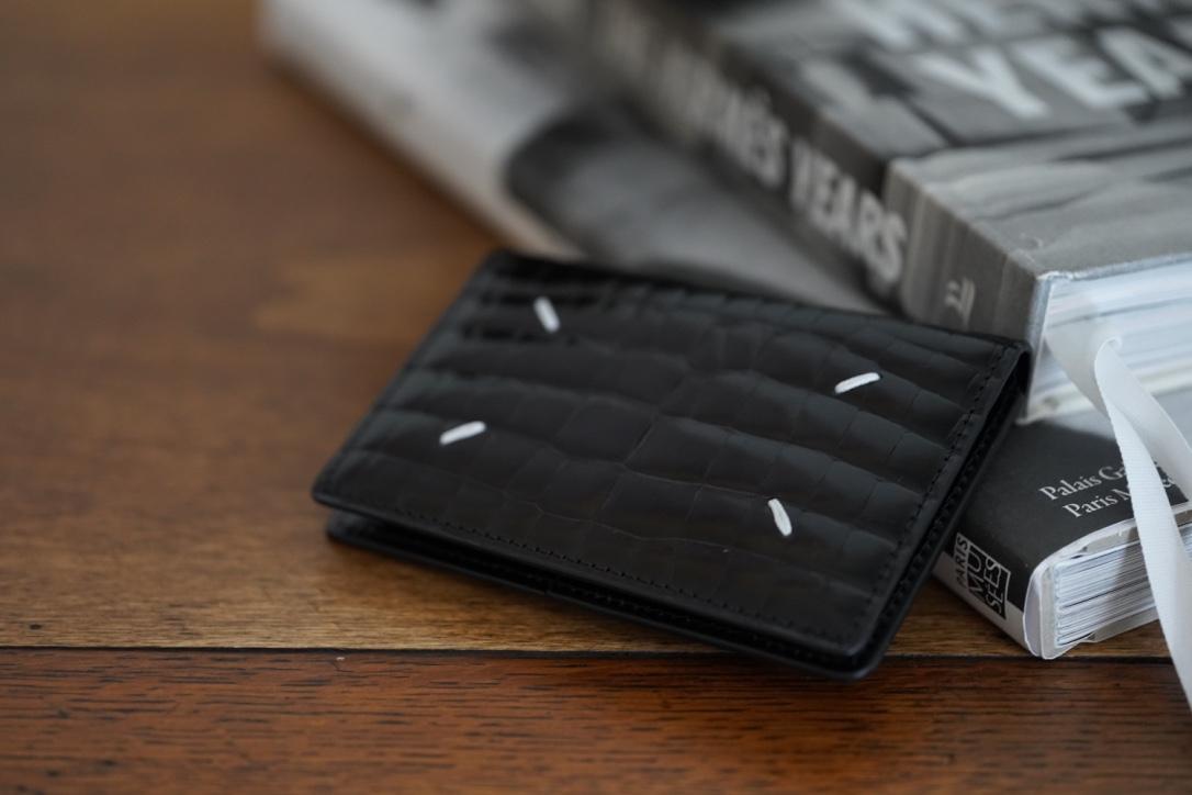 Maison Margilea   Leather Card Case