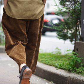 Porter Classic CORDUROY CLASSIC PANTS