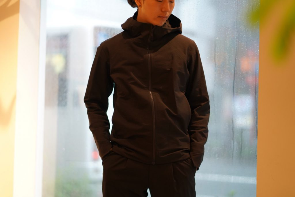 ARC'TERYX VEILANCE   Isogon MX Jacket
