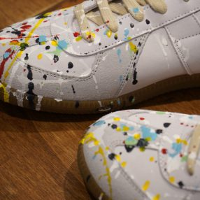 Maison Margilea Paint German Trainer