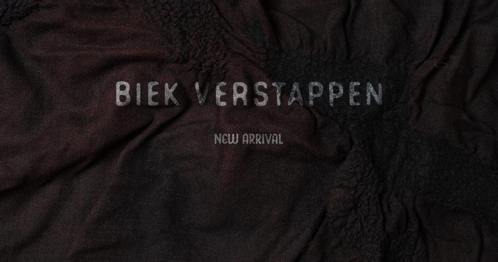 BIEK VERSTAPPEN  2019-20Autumn&Winter Collection  9.14 START!!