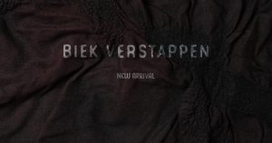 BIEK VERSTAPPEN  2019-20Autumn&Winter Collection  9.14 START!!