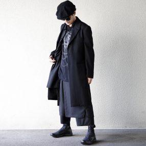 YOHJI YAMAMOTO Doctor Coat