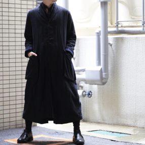 ARAKI YUU Driver Coat