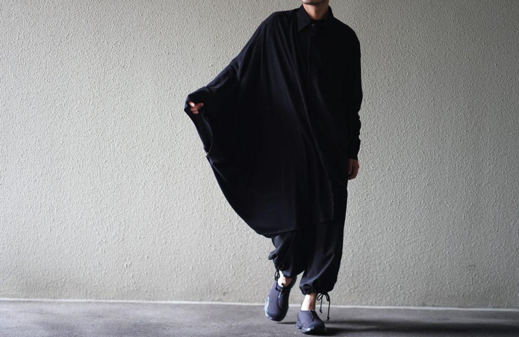 Ground Y Cloak Docking Shirt