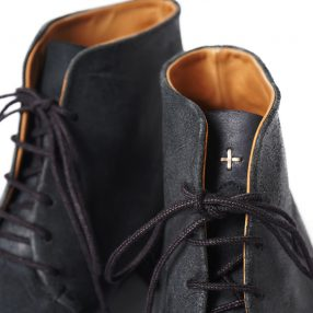 m.a+  1 piece leather short boot VAR 1.5
