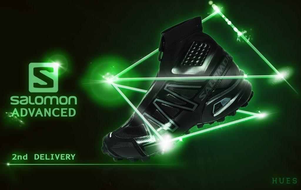 SALOMON ADVANCED 2nd Delivery 9.20(Fri) Start !!