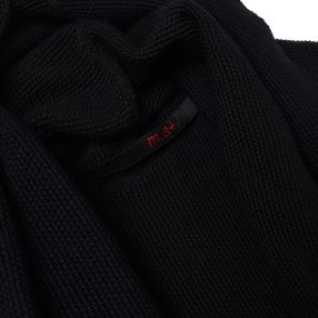 m.a+  kn. hooded outer mitten pocket coat