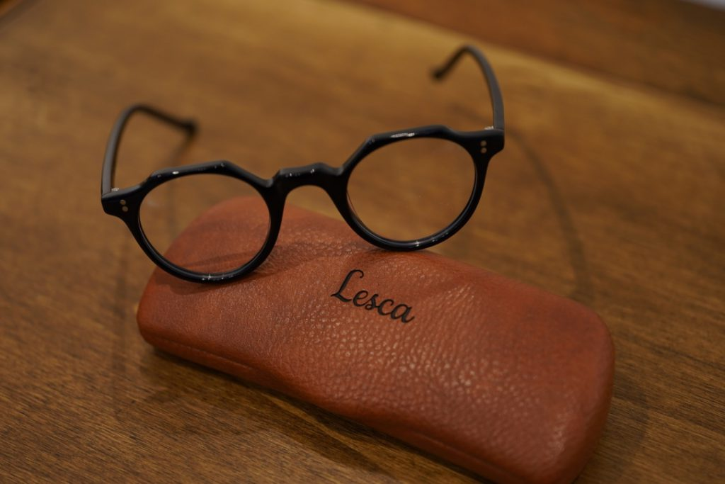 Lesca Lunetier New Delivery