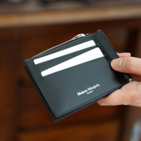 Maison Margilea  Leather Wallet