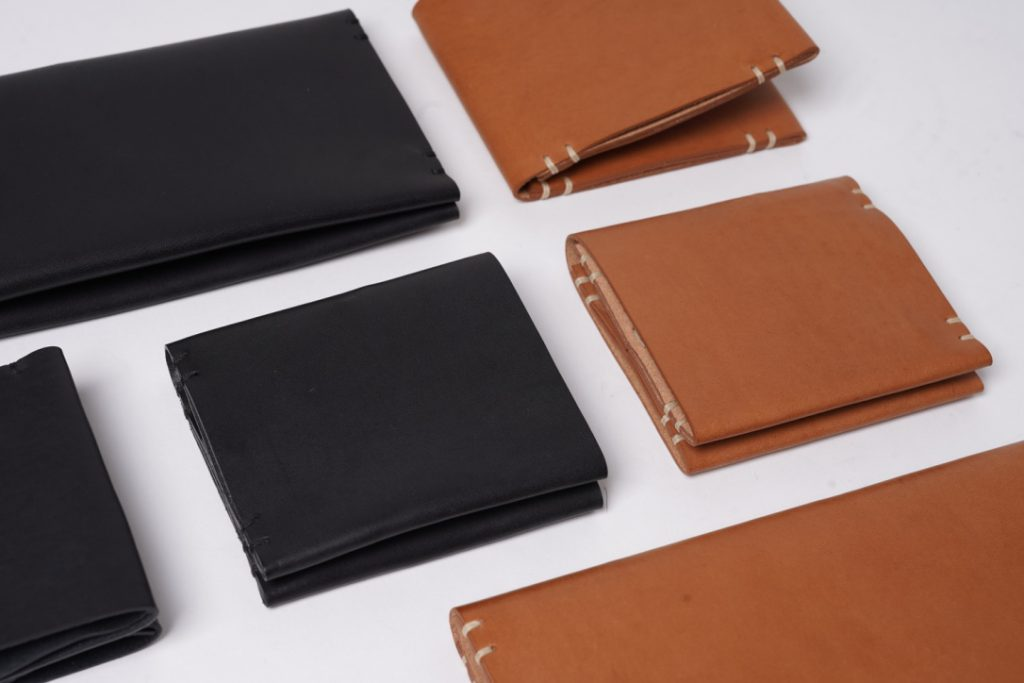 FEIT LEATHER GOODS COLLECTION START