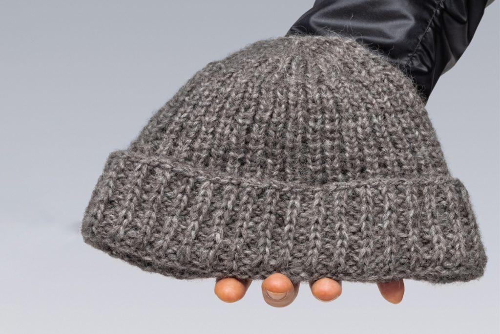 ACRONYM HAT & NECK GAITER