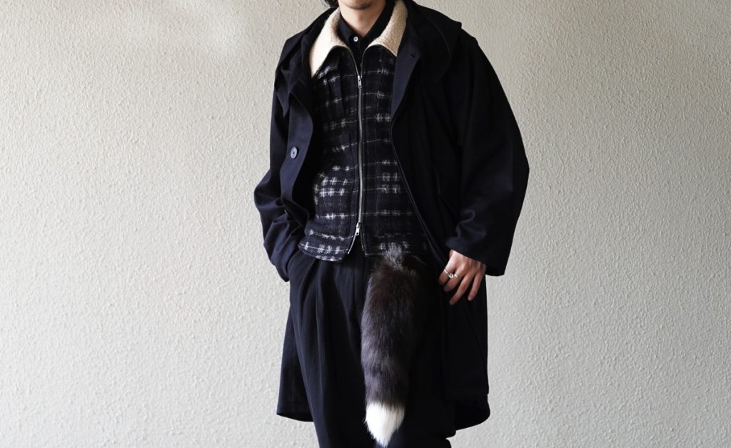 ANN DEMEULEMEESTER 19-20AW New In