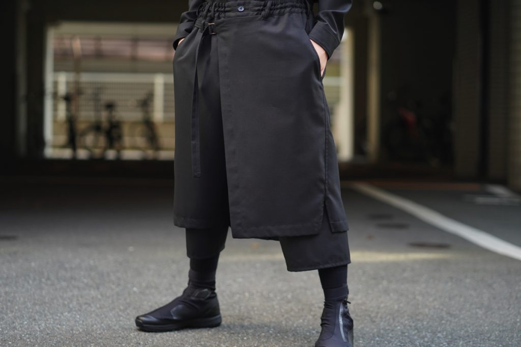Ground Y Wrap Pants Type 1