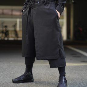 Ground Y Wrap Pants Type 1