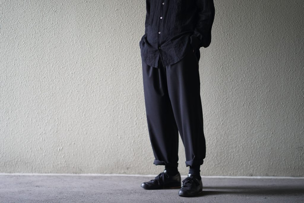 Ground Y Basic Draw Cord Pants