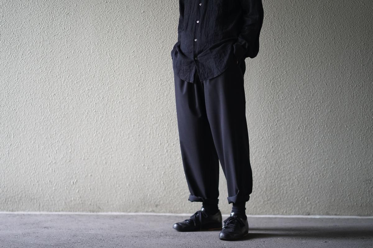 Ground Y Basic Draw Cord Pants