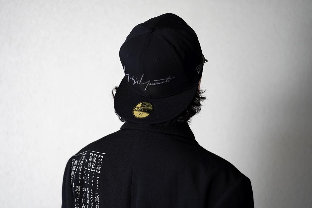 YOHJI YAMAMOTO × NEW ERA 11.1(Fri) START / RECOMMEND STYLE