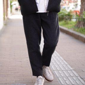 Porter Classic  Wool&Gauze  Cropped Pants