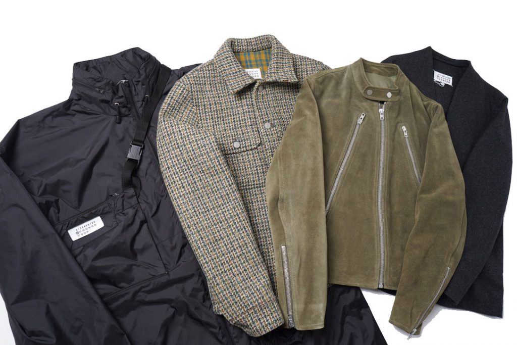 Maison Margiela Outer Collection