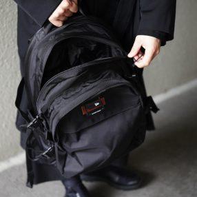 YOHJI YAMAMOTO × NEW ERA Carrier Pack