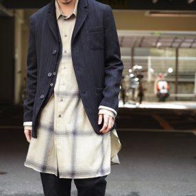 ANN DEMEULEMEESTER Reversible Jacket Oberon