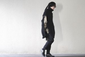ANN DEMEULEMEESTER Knitted Turtle Neck Claudio