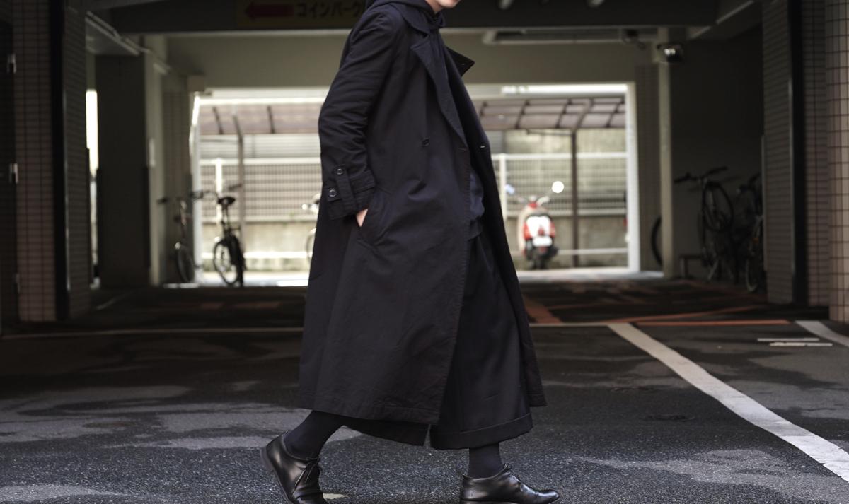 Ground Y Cotton Double Coat