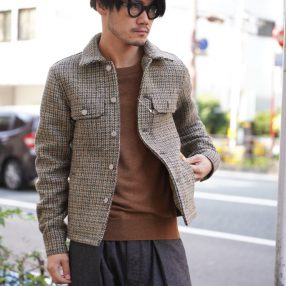 Maison Margilea   Double Tweed Jacket