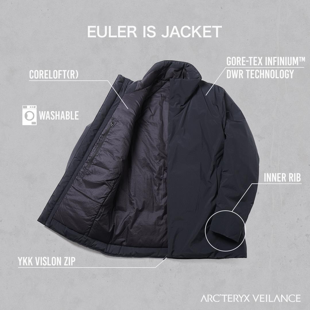 ARC'TERYX VEILANCE  Euler IS Jacket