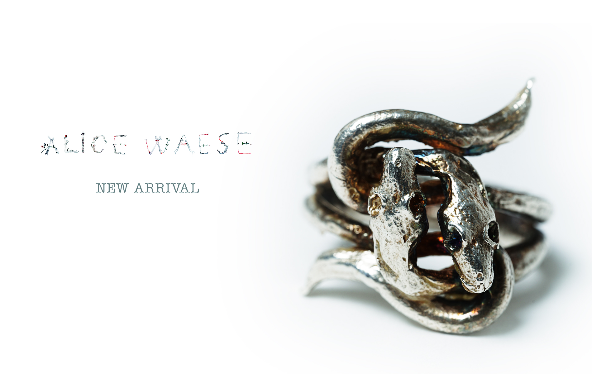 ALICE WAESE NEW ARRIVAL RELEASE START