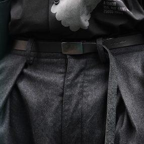 YOHJI YAMAMOTO 20mm Free Belt