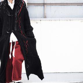 YOHJI YAMAMOTO 19-20AW Knit Collection