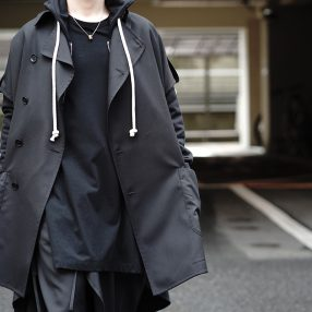 Ground Y 20SS Cape Coat